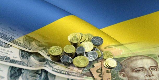 Борг України