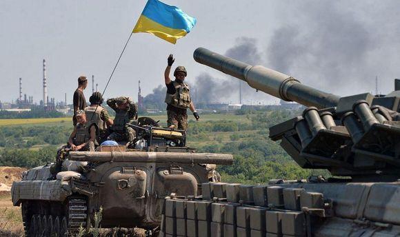 Війна на Донбасі: підсумки року