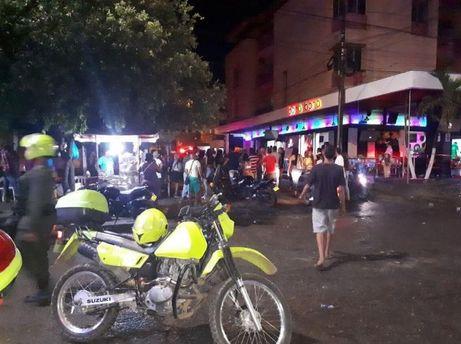 Вибух у нічному клубі Колумбії: 31 людина постраждала