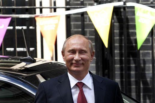 Путін непривітав Порошенка зНовим роком