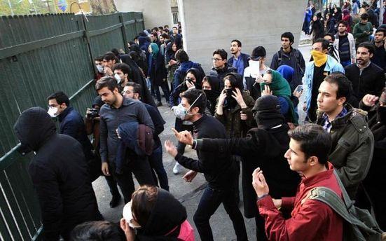 Иранский эффект домино: как-то