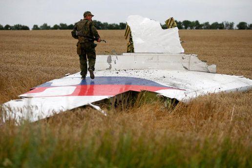 ВКиеве неготовы назвать подозреваемых вделе окрушении MH17