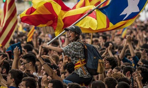1 октября в Каталонии состоялся референдум о независимости