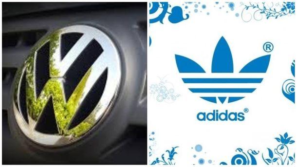 Volkswagen і Adidas відреагували назвинувачення МЗС України щодо роботи вКриму