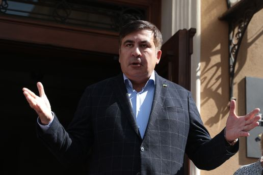 Административный суд украинской столицы непредоставил Саакашвили дополнительной защиты