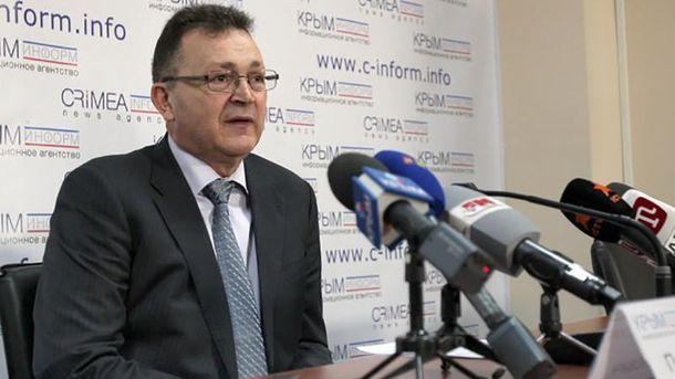 СБУ нашла встолице прежнего «министра» оккупированного Крыма