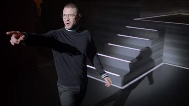 Стив Джобс итанец робота: Джастин Тимберлейк выпустил новый клип