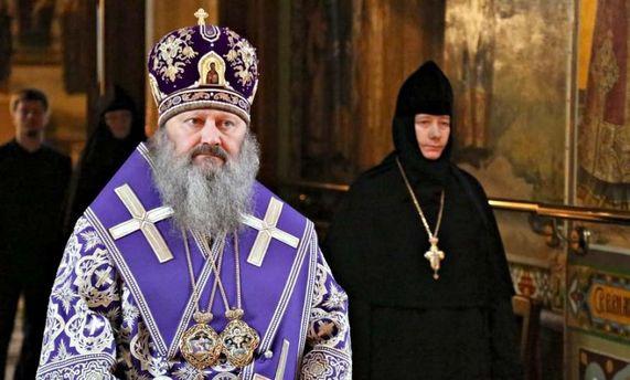 Намісник Києво-Печерської лаври заявив, що Крим ніколи не був українським