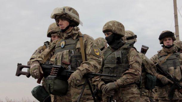 Нацгвардія заперечує наявність американського озброєння у