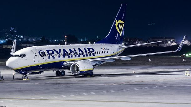 Омелян объявил одостижении заключительного этапа переговоров сRyanair