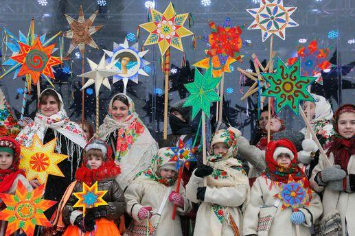 Сію-сію, посіваю: віншування на Старий Новий рік українською мовою