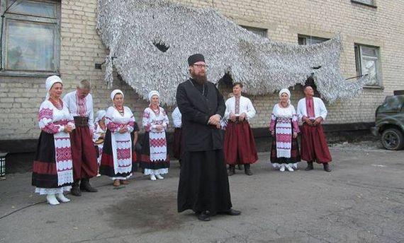 Отець Анатолій із Запоріжжя потрапив у скандал через свою україномовність