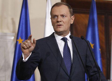 Руководитель Евросовета предупредил о вероятном выходе Польши изЕС из-за предотвращения снобжения деньгами