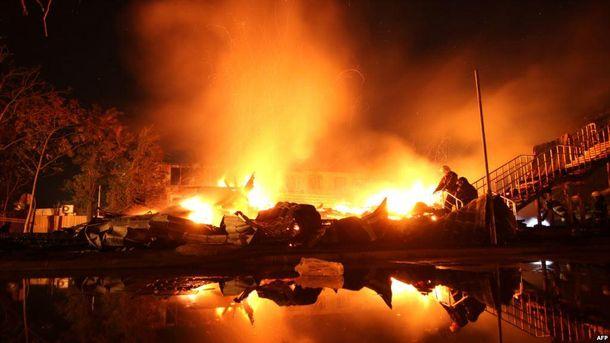 Расследование пожара окончено, однако прокуратуре еще невсе ясно
