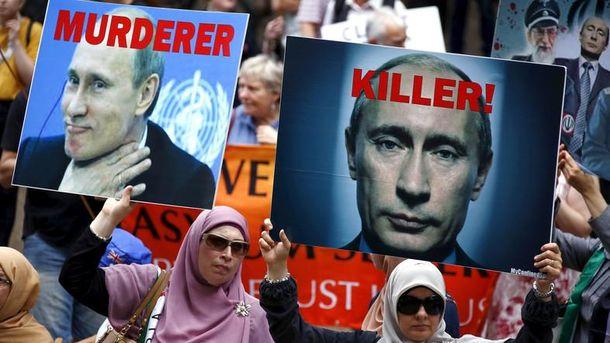 Військовий експерт пояснив, для чого Путіну інтервенція в Сирію
