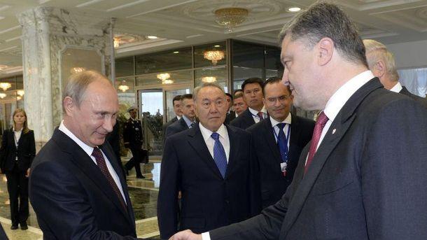 Песков назвал жестом доброй воли передачу Киеву оружия изКрыма