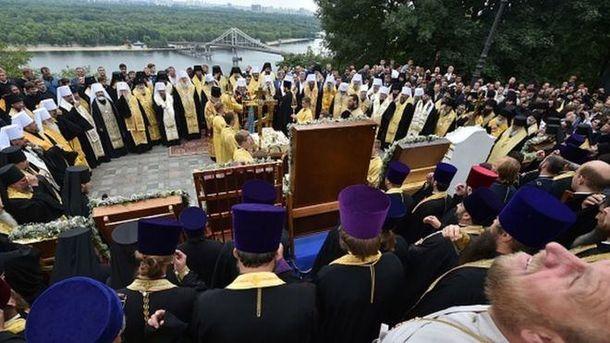 Против Запорожской епархии УПЦМП вУкраинском государстве  открыли уголовное дело