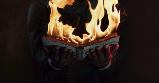 HBO опублікував тизер нової екранізації роману Рея Бредбері «451 градус заФаренгейтом»