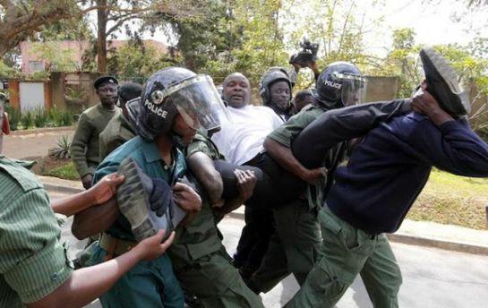 У Замбії почались вуличні заворушення через
