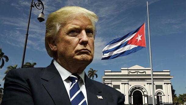 Куба: слова Трампа о странах –
