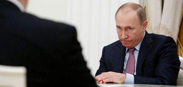 Яке слово не може вимовити Путін