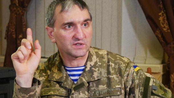 Генерал ЗСУ розповів про участь УПЦ МП у війні на Донбасі