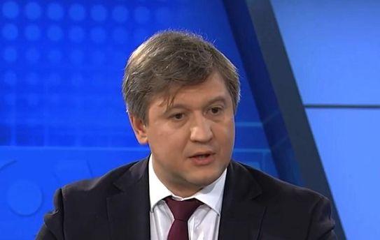Міністр фінансів Данилюк заявив, що зволікати із законом щодо Антикорупційного суду більше немає
