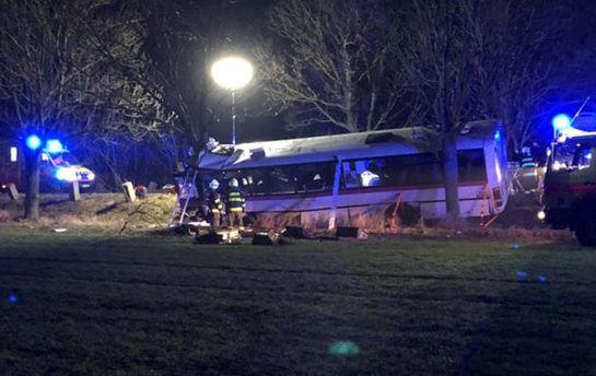 Украинцев не оказалось среди пострадавших в ДТП с автобусом в Праге