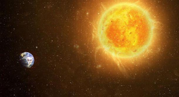 «Вымирание» магнитного поля,— ученые сообщили, что сСолнца пропали все пятна