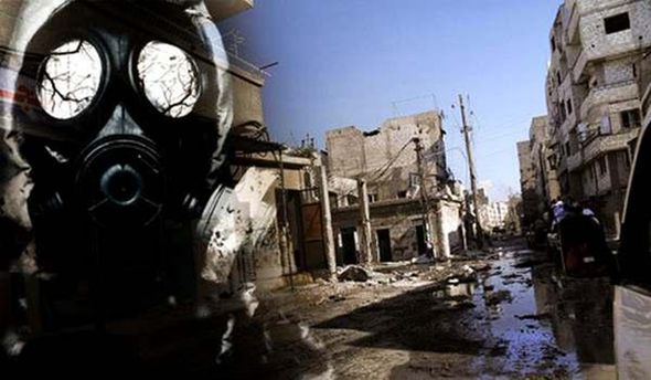 У Сирії урядові війська завдали нової газової атаки, – ЗМІ
