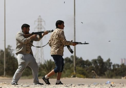 Похищенного несколько дней назад в Ливии украинского врача освободили из плена боевиков