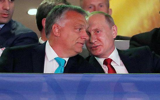 Демонізація Путіна є дурістю, – прем'єр Угорщини Орбан