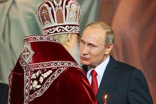 Кодекс строителя коммунизма – это выдержка из Библии, – Путин