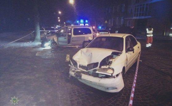 На Старий Новий рік у Львові за ніч сталось три