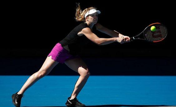Украинские теннисисты начали выступление наAustralian Open