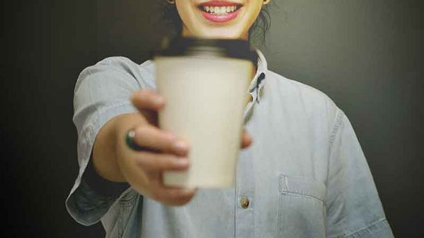 Як правильно пити каву