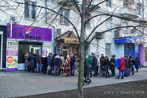 Захарченко планує ввести уVodafone зовнішнє управління