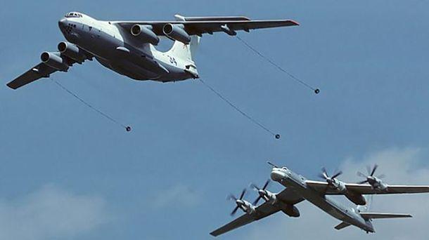 РФ подтвердила факт сопровождения Ту-160 зарубежными истребителями