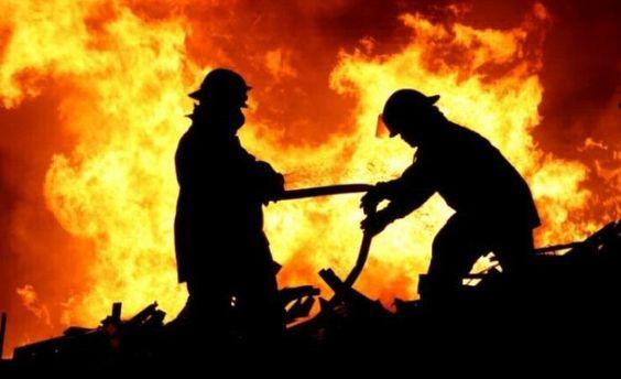 Взрыв дома вЗапорожской области. Появились первые фото сместа происшествия