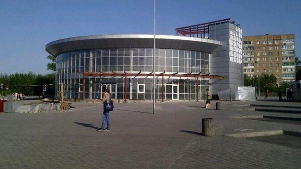 Журналіст показав страхітливі руїни автовокзалу у Донецьку