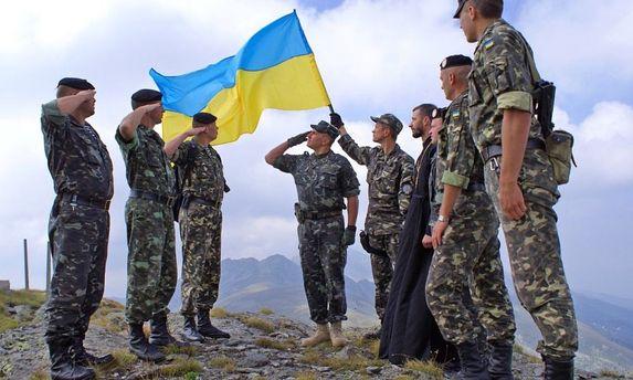 Ніхто не має право критикувати українських воїнів!