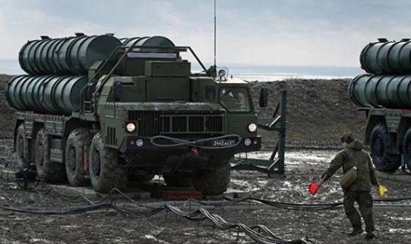 Дивизион С-400 вКрыму: ВСША видят намерение РФ использовать силу,