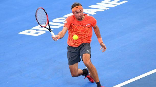 Українець вийшов утретій раунд Australian Open