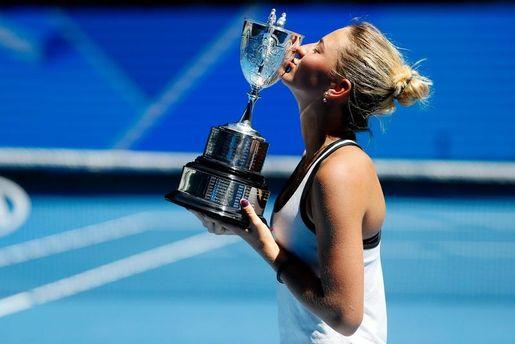 Марта Костюк: что известно о 15-летней сенсационной украинской теннисистке