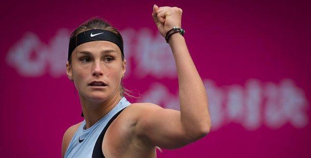Глядачі спародіювали гучний крик білоруської тенісистки наAustralian Open— відео