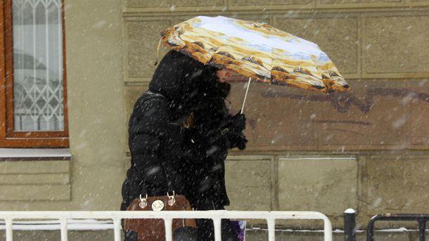 Прогноз погоди на 19 січня: Водохреще буде теплим і зі снігом