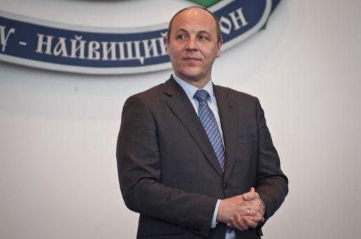 Парубій прокоментував закон про реінтеграцію Донбасу: Росія збісилася