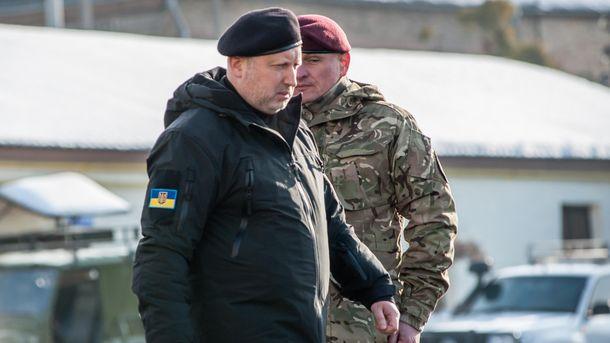 Турчинов объяснил, как закон о реинтеграции Донбасса повлияет на действия Кремля в Украине