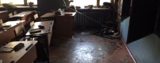 УБурятії дев'ятикласник напав нашколу, є постраждалі