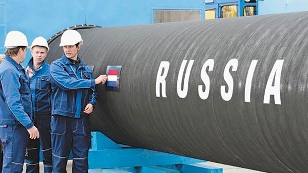 «Нафтогаз» може купувати вРосії майже половину імпортованого газу— Коболєв